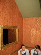 Handmade Wallpaper @ The Mall Tavern