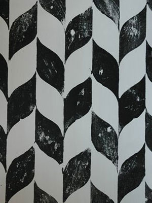 Designs - Chevron, Colourway Chequerboard, Hugh Dunford Wood